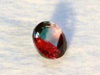 Brilliant-cut Bi-color Doublet Crystal - 06