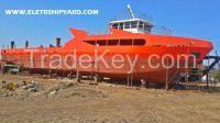 for sale crew and supply boat