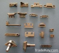 Metal injectiong molding components for notebook