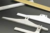 Industrial Toothform knives for packaging industry