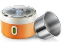 Fresh Yogurt Maker Machine with Stainless Steel Container (YM117)