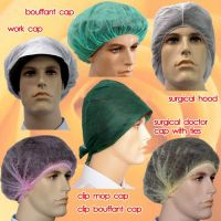 Bouffant Cap, Mop Cap, Doctor Cap, PE Shower Cap