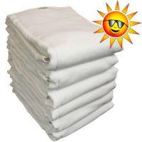 Adult Diaper Cotton Birdseye
