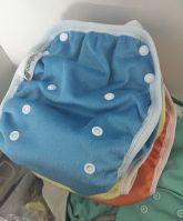 Baby MinkyWaterproof Diaper Covers