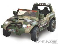Battery Powered Sports Car with RC kids car