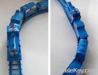 2012 new THE SMURFS Train Track Rail Toys HOT