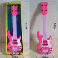 Plastic Education Guitar Toys with Light