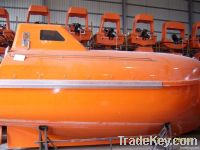 6.5M marine totally enclosed life boat