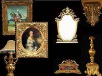 Pu Frame, Resin Decoration