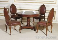 factory supply dining table and chair for dining room furniture