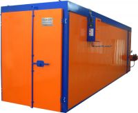 Powder Coating Curing Oven