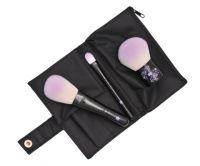 travel makeup brush set for easy take