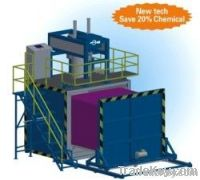 SL-VF-S vacuum foaming machine
