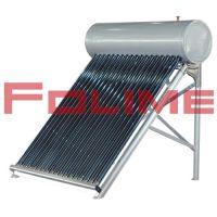 Non-Pressured Vacuum Tube Solar Water Heater