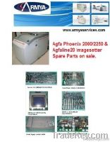Agfa Imagesetter Parts