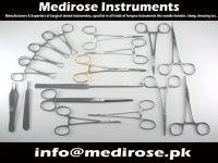 Forceps instruments