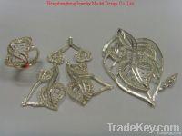 jewelry silver model