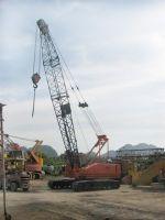 Hitachi 40 Ton Crawler Crane