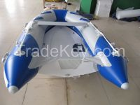RIB Kayak boat inflatable boats racing boat speed boat PVC Hypalon material