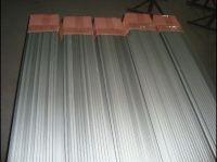 Aluminum solar panel frame