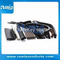 Auto rubber extrusion strip