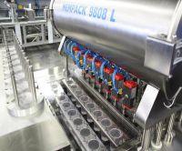 Cups Washing Filling sealing