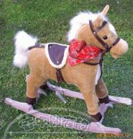 Wooden Horse, Doll, Toys