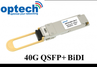 QSFP 40G BIDI optical transceiver