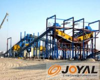 180-200 TPH Aggregate Crushing Plant
