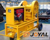 Diesel Engine Crusher PEC1525