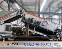 Joyal Crawler Mobile Crusher-Impact Crusher