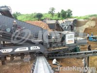 Mobile Cone Crushing Plant Y3S1860S51