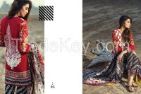 Offer Branded Unstitched Embroided Summer Collection
