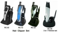 Rechargeable Hair Clippers