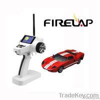 4WD electric drift car toy with 2.4G transmitter and receiver