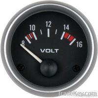 Auto voltmeter