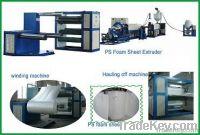 Polystyrene Sheet Making Machine