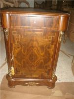 French Antiques, modern furniture