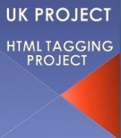 UK HTML PROJECT AVAILABLE(BPO)