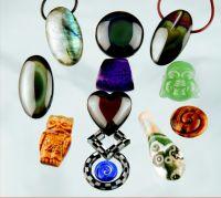 Semi-precious Stone Pendants & Carvings