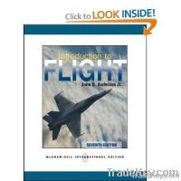 Introduction to Flight by John Anderson