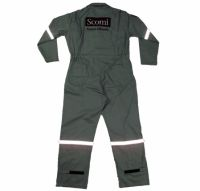 Grey Coverall