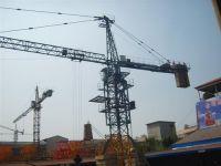 QTZ series hydraulic tower crane