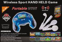 Wirless sport Hand Held Game