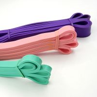 ubber fitness resistance band exercise latex loop band resistance women yoga workout band