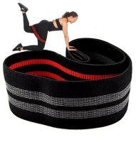 Indoor Elastic exercise bands hip circle band hip circle