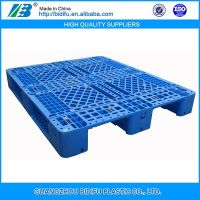 4 Way HDPE heavy duty Cheap Price euro Plastic Pallet prices