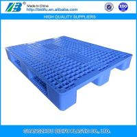 1200x1000 HDPE EU Ventilated Plastic Pallet supplier China factory
