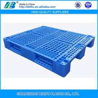 Heavy duty plastic pallet supplier for sale made in China