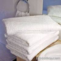 White Cotton Towel
